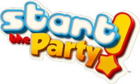 Start the Party! game logo
