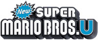 New Super Mario Bros. U game logo