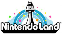 Nintendo Land game logo