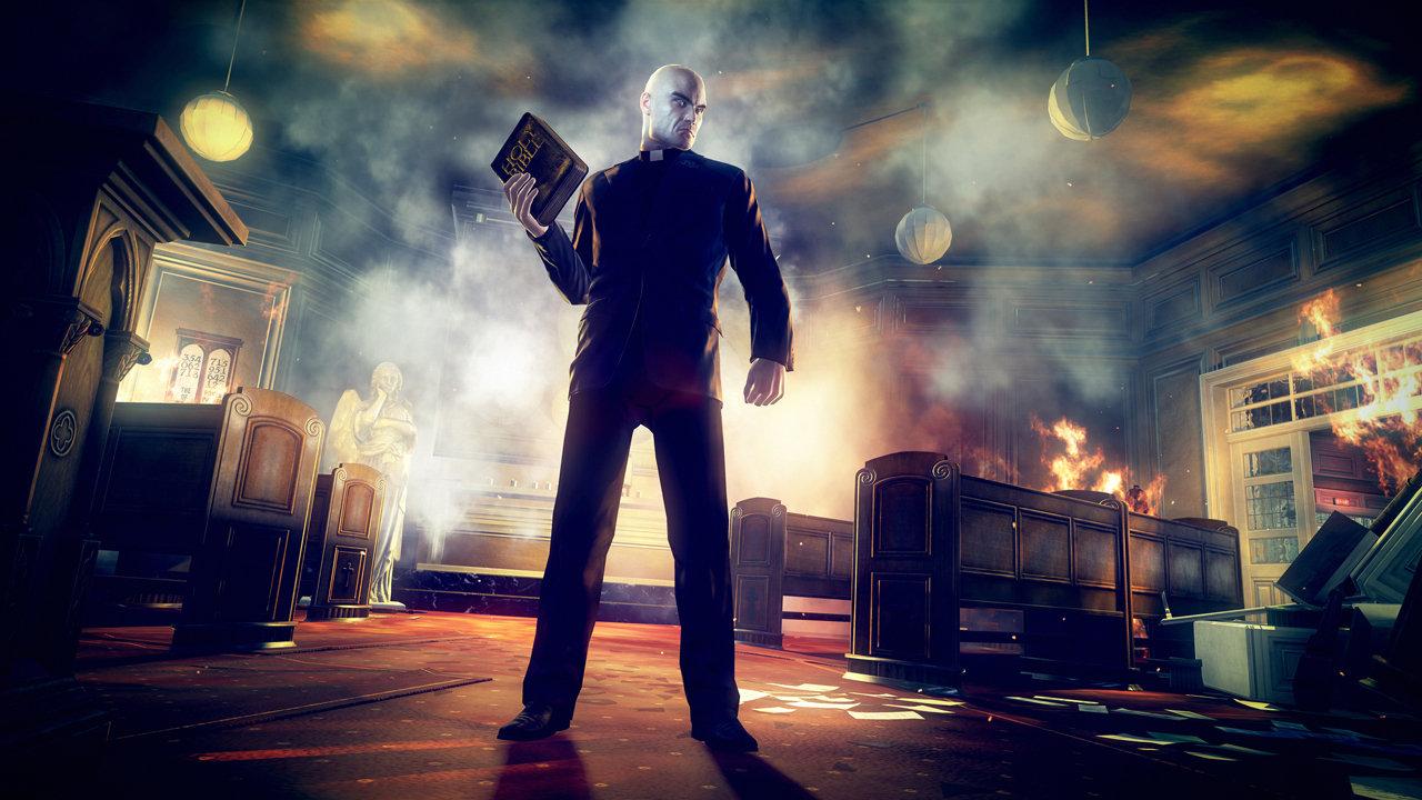 Amazon.com: Hitman: Absolution: Xbox 360: Square Enix LLC: Video Games