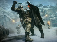 Hand-to-hand combat from Killzone 3