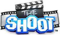 The Shoot game logo