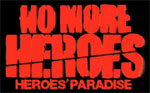 No More Heroes: Heroes' Paradise game logo
