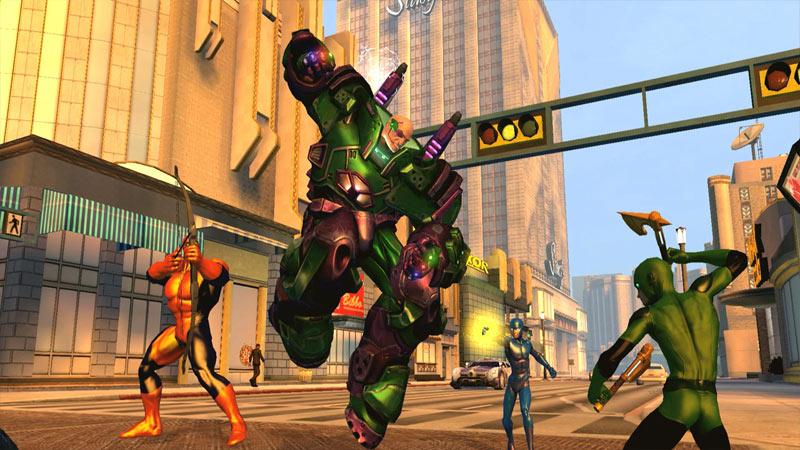 Amazon.com: DC Universe Online [Download]: Video Games