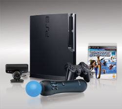 PlayStation 3 Move console bundle