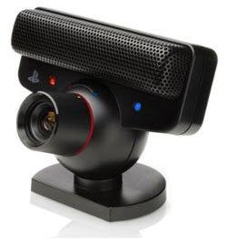 PlayStation Eye camera peripheral