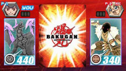 Wireless multiplayer support in Bakugan Battle Brawlers Collector's Edition for DS and DSi