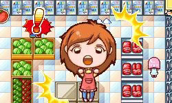 A Let&aposs Shop Mode screen capture from Cooking Mama 3: Shop & Chop