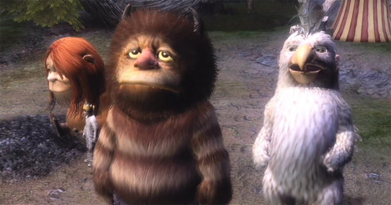 Where The Wild Things Are launch trailer: Game On ...