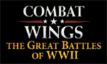 Combat Wings: The Great Battles of WWII game logo