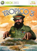 Tropico 3 for Xbox 360 boxshot