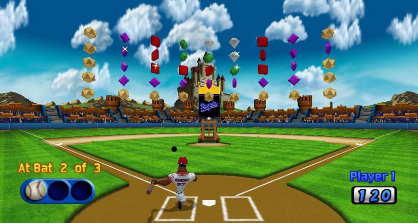 Amazon.com: Baseball Blast! - Nintendo Wii: Video Games