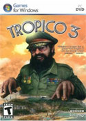Tropico 3 for PC boxshot