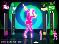 Real, yet easy to pick up dance moves in Just Dance