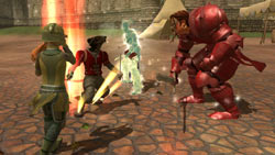 Questing with friends in EverQuest II: The Complete Collection