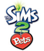 The Sims 2 Pets Expansion Pack game logo