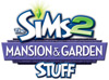 The Sims 2 Mansion & Garden Stuff Pack game logo