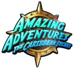 Amazing Adventures: The Caribbean Secret game logo
