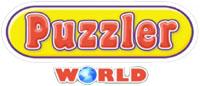 Puzzler World game logo