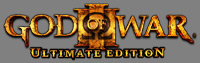 God of War III Ultimate Edition game logo