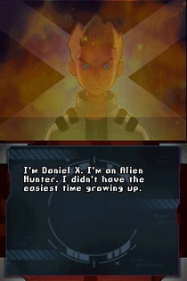 Image of main character, Daniel X, from Daniel X: The Ultimate Power