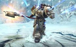 Space Marine Jonah from Warhammer 40,000: Dawn of War II: Chaos Rising