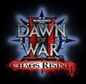 Warhammer 40,000: Dawn of War II: Chaos Rising game logo