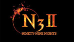 N3II: Ninety-Nine Nights logo