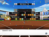 Use the Wii Motion Plus to experience real batting controls