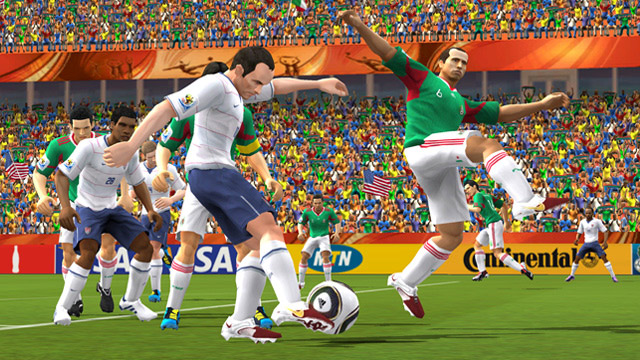 World Cup Soccer 2010 - Sports Games Online