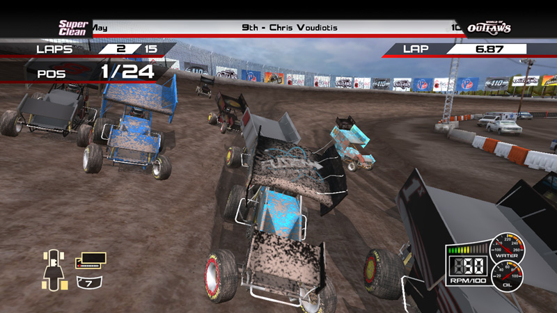Sprint Car Racing Xbox