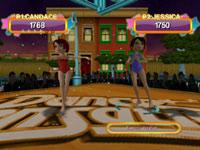 A multiplayer dance off in Dance Sensation!
