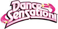 Dance Sensation! game logo