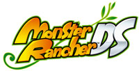 Monster Rancher DS game logo
