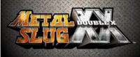 Metal Slug XX game logo