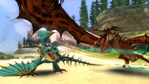 Amazon.com: How To Train Your Dragon - Nintendo Wii: Video