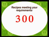 Features 300 recipes