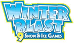 Winter Blast: 9 Snow & Ice Games game logo