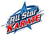 All Star Karate game logo