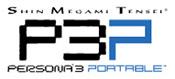 Shin Megami Tensei: Persona 3 Portable logo