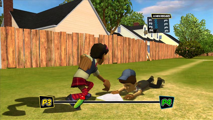 Amazon.com: Backyard Sports: Sandlot Sluggers - Xbox 360 ...