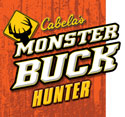 Cabela's Monster Buck Hunter game logo