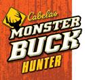 Cabela's Monster Buck Hunter game logo