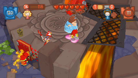 Games Like Fat Princess For Pc