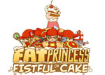 Fat Princess: Fistful of Cake logo
