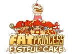 Fat Princess: Fistful of Cake logo