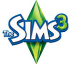 The Sims 3 for DS game logo