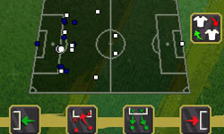 Skill moves functionality for the DS in FIFA Soccer 11