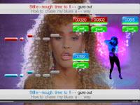 Whitney Houston video from SingStar Dance