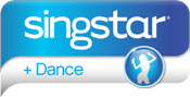SingStar Dance game logo